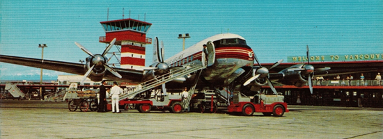 TCA Douglas DC-4