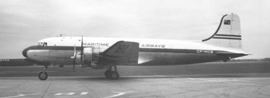 Maritime Central DC-4