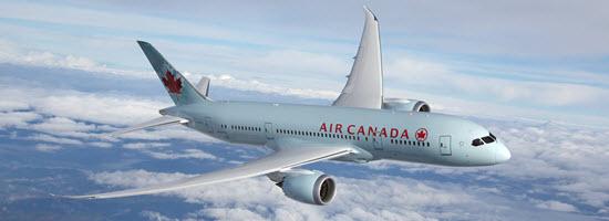 Air Canada 787e