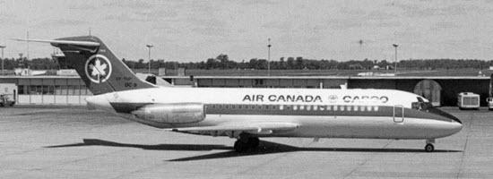 AC DC9 Fin 763