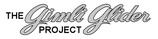The Gimli Glider Project