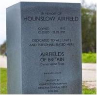 tmb hounslow airport memorial