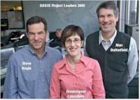 tmb oasis project leaders