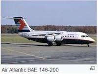 tmb air atlantic aircraft