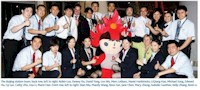 tmb beijing olympic party