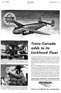 tmb 1939 advert lodestar