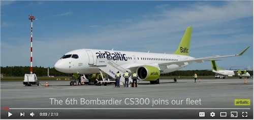 Air Baltic YL CSF