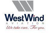 west wind aviation emblem