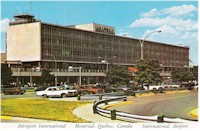 tmb 1973 Montreal Airport Terminal