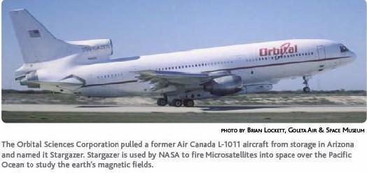 stargazer aircraft