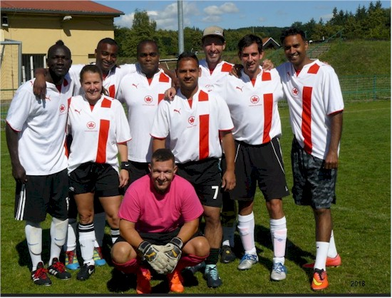 tmb x550 air canada soccer team