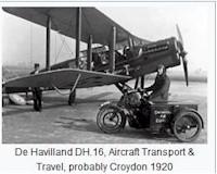 tmb dh 16 aircarft