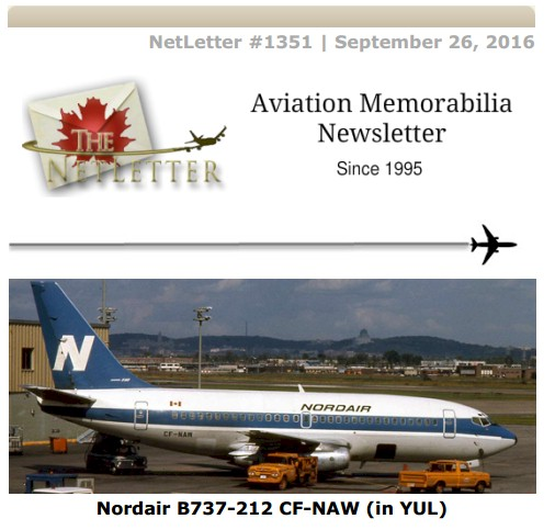 The NetLetter #1351
