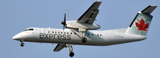 Air Canada Express - Dash 8
