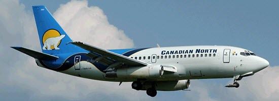Canada North B737