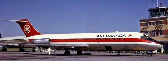 Air Canada DC-9